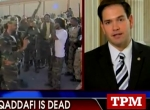 Rubio: French & British Led on Libya